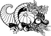 Thanksgivingcornucopiaclipart